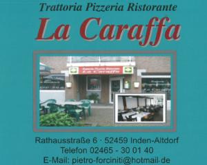 Pizzaria La Caraffa