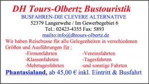 Olbertz Bustouristik